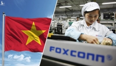"""Dòng chữ """"Made in Vietnam"""" trên sản phẩm Apple chính là lời quảng cáo tuyệt vời về Việt Nam"""