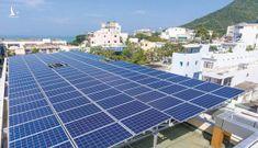 Sắp có cơ chế mới về giá bán điện mặt trời mái nhà