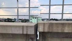 Sự cố trượt dầm cầu metro số 1, phát hiện gối cao su nhẹ hơn thiết kế 9kg