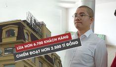 Đề nghị truy tố Nguyễn Thái Luyện và 22 đồng phạm 'dự án ma' địa ốc Alibaba