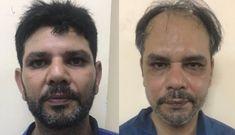 Hai người đàn ông Pakistan lái ôtô đi cướp ở TP.HCM
