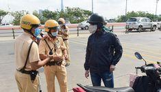 Tăng phạt nguội, giảm cảnh sát giao thông trên đường