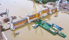 Nguy cơ tạm dừng dự án ngăn triều 10.000 tỉ đồng