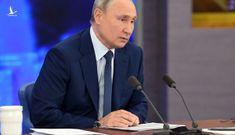 Tổng thống Nga Vladimir Putin nói chưa quyết định tái tranh cử năm 2024