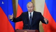 Ông Putin ký luật cho phép cựu tổng thống làm nghị sĩ trọn đời