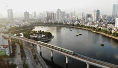 Các đoàn tàu đường sắt Cát Linh – Hà Đông đã hoàn thành kiểm định