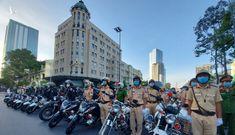 Lực lượng CAND lên kế hoạch để đêm Giáng sinh an lành cho người dân thành phố