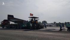 Cao tốc Trung Lương – Mỹ Thuận sắp thông tuyến