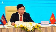 Việt Nam và Campuchia trao đổi văn kiện về cắm mốc biên giới