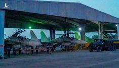 Ảnh tác chiến hiếm của Su-30MK2 Việt Nam thể hiện năng lực vượt cả F-35