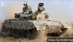 Loại xe tăng Trung Quốc lựa chọn đánh chiếm Đài Loan