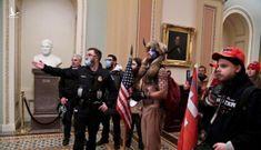 Tin đồn hàng chục kẻ khủng bố đã tới thủ đô Washington D.C