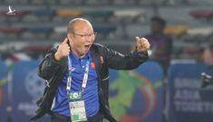 """HLV Park Hang Seo: """"Bảo vệ chức vô địch là gánh nặng của bóng đá Việt Nam"""""""
