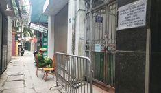 Lịch trình di chuyển của BN1581 ở Hai Bà Trưng, Hà Nội: khá phức tạp