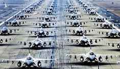 Động lực quân sự bất tận của Mỹ