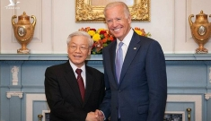 Lãnh đạo Việt Nam gửi điện mừng Tổng thống Mỹ Joe Biden