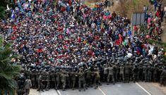Đoàn người di cư khổng lồ tìm cách đổ về biên giới Mỹ