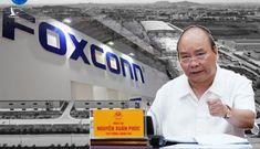 Dự án Foxconn và lời nhắc 'đón đầu cơ hội' của Thủ tướng