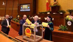 Thông qua Nghị quyết hướng dẫn về bầu cử