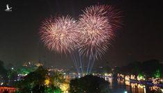 Hà Nội sẽ bắn pháo hoa chào mừng thành công Đại hội XIII của Đảng