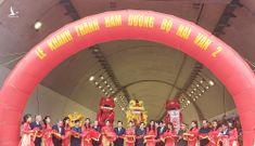 Khánh thành hầm đường bộ Hải Vân 2 dài nhất Đông Nam Á do người Việt Nam xây dựng