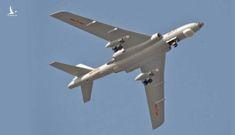 8 máy bay ném bom, 4 chiến đấu cơ Trung Quốc áp sát Đài Loan