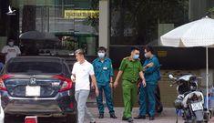 Phong tỏa một khách sạn và quán ăn ở Sài Gòn