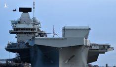 Trung Quốc dọa Anh về chuyện điều tàu sân bay mới đến Biển Đông