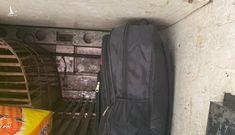 Bất ngờ chiếc giỏ bỏ quên trên xe khách, không ai đến nhận