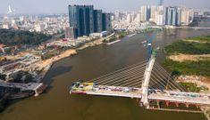Những dự án căn hộ quanh cầu Thủ Thiêm giá hơn 100 triệu đồng/m2