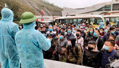 Hàng nghìn lao động về nước sớm để cách ly đón Tết