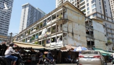 TP.HCM đề xuất mới: Chỉ cần 50% cư dân đồng ý là tháo dỡ chung cư cũ