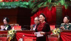 Chủ tịch Quốc hội, Thường trực Ban Bí thư và 6 Ủy viên Bộ Chính trị không tái cử Trung ương khóa XIII