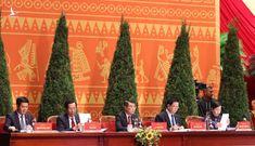 Ông Lê Minh Hưng được bầu làm Trưởng Đoàn Thư ký Đại hội XIII