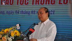 Thủ tướng cắt băng thông tuyến cao tốc Trung Lương – Mỹ Thuận