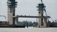 Cận cảnh siêu công trình cống thủy lợi lớn nhất Việt Nam 3.300 tỉ đồng