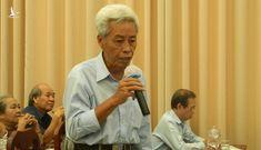 Tướng Phan Anh Minh: Tham nhũng không chờ Mặt trận Tổ Quốc tuyên truyền