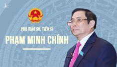 """PGS.TS Phạm Minh Chính – Dấu ấn từ Bí thư đổi mới đến chính khách """"đa nghệ"""""""