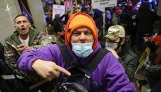 Washington Post/AP: Bạo loạn ở Quốc hội Mỹ – hệ quả của 'chủ nghĩa Trump'