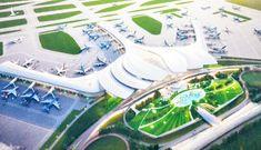 Khởi công gian đoạn 1 sân bay Long Thành: Đánh dấu giai đoạn phát triển mới