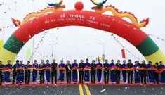 Chính thức thông xe cầu Thăng Long sau 150 ngày sửa chữa