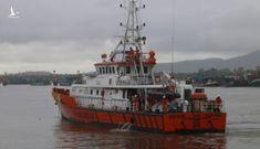 Chìm tàu cá trên vùng biển Côn Đảo, 7 ngư dân mất tích
