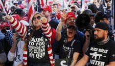 Người ủng hộ ông Trump đổ về thủ đô chờ 'Ngày định đoạt'