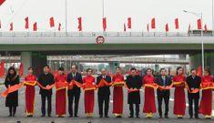 Khánh thành dự án kết nối đường vành đai 3 với cao tốc Hà Nội – Hải Phòng
