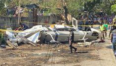 Rơi máy bay trực thăng quân sự làm 7 người thiệt mạng ở Philippines