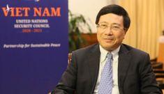 Phó thủ tướng Phạm Bình Minh: Năm 2021 dù thách thức, nhưng vẫn có tia sáng của vận hội