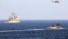 """Iran """"tóm sống"""" tàu ngầm hạt nhân Mỹ"""