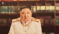 Hình ảnh khác lạ chưa từng thấy của nhà lãnh đạo Triều Tiên Kim Jong Un