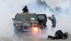 """Siêu xe bọc thép đặc chủng của Công an Việt Nam:  """"Lực sĩ"""" mang hỏa lực cực mạnh"""