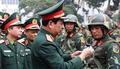 Lữ đoàn cận vệ thép được giao nhiệm vụ đặc biệt bởi tướng Phan Văn Giang